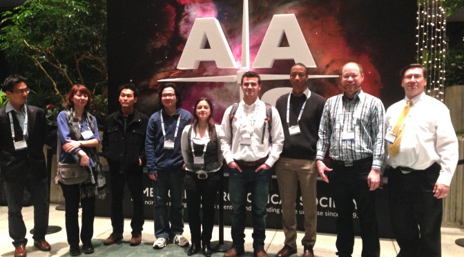 2015 AAS Winter Meeting