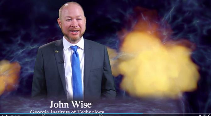 Solar Superstorms Video