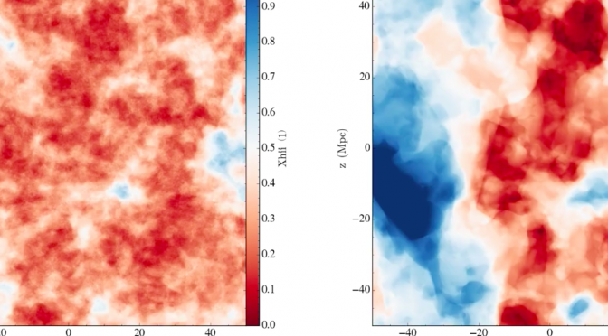 New Paper: First stars and galaxies in reionization models