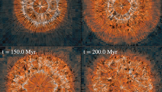 New Paper: Turbulent accretion onto black holes